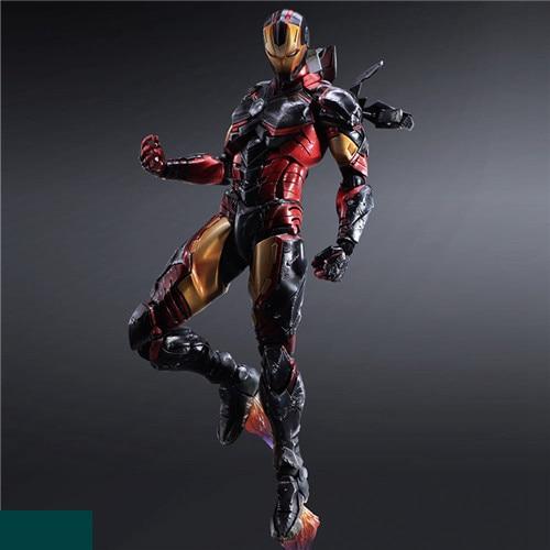 Фигурка Железный человек Тони Старк 27 см 3