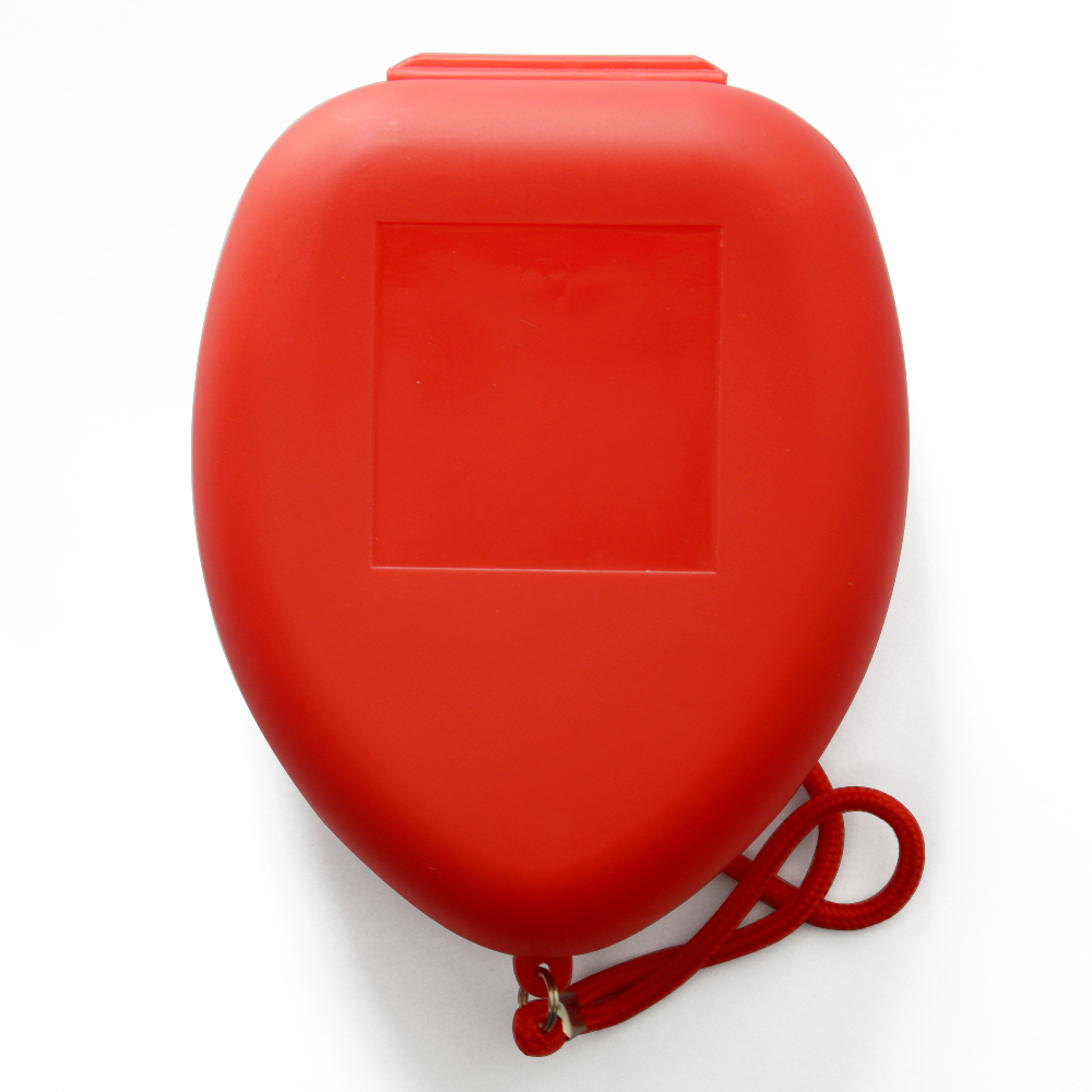 1 styck HLR-resuscitator Räddningsmaskiner Mouth To Mouth Med - Sjukvård - Foto 1
