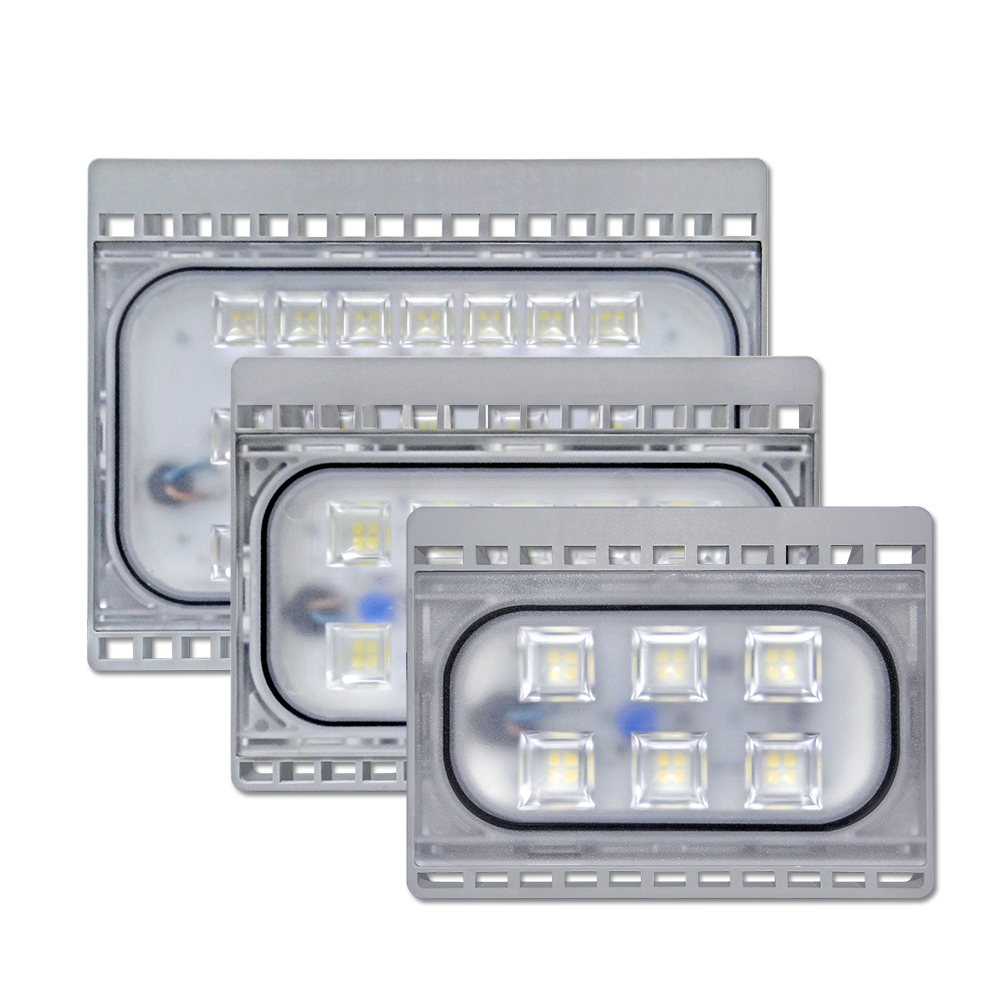 Outdoor led spotlight picture more detailed picture for Focos led exterior 50w