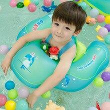 Marca círculo nadar brazo flotadores inflables niños bebé anillo de  natación piscina accesorios para niños agua juguetes bebé cu. 83265fad0b7