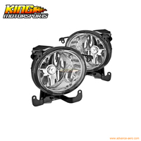 Fit For 03 04 05 06 Hyundai Accent OE Fog Lights Clear Lamps Pair Left Right USA Domestic Free Shipping