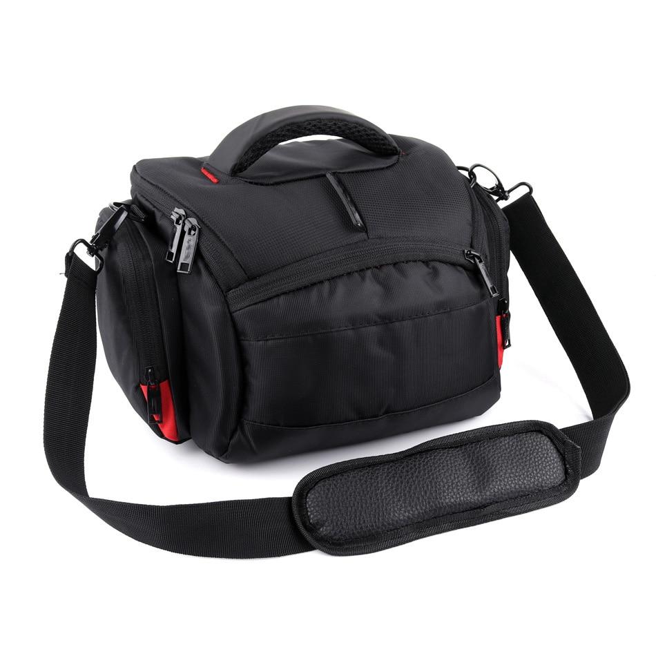 High Quality Waterproof DSLR Camera Bag For PENTAX K5 K5IIs KR K30 K50 K-50 K-3 K3II KX K1 K70 K-500 Fashion Camera Shoulder Bag