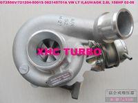 Новый GT2556V 721204 062145701A Turbo турбонагнетатель для автомобилей Фольксваген LT II AUH/AGK 2.8L 158HP 2002 2006