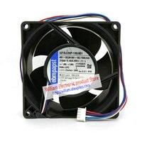 Original EBM PAPST 3218J/2HP 199/A01 48V 215mA 10.4W/6.8W 7200r/min 92*92*38MM 9cm 4 Lines cooling fan