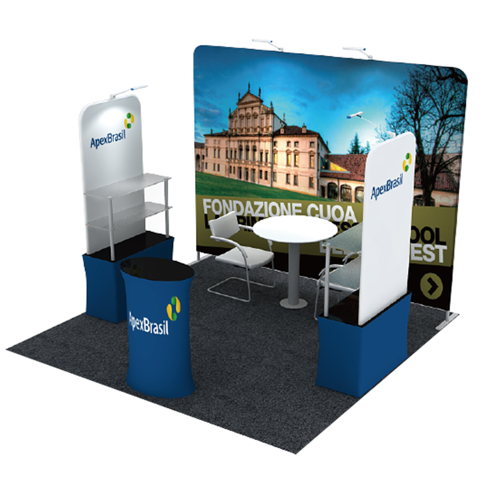 Fabric Exhibition Stand Goals : New arrivels trade show exhibition booth tension fabric display
