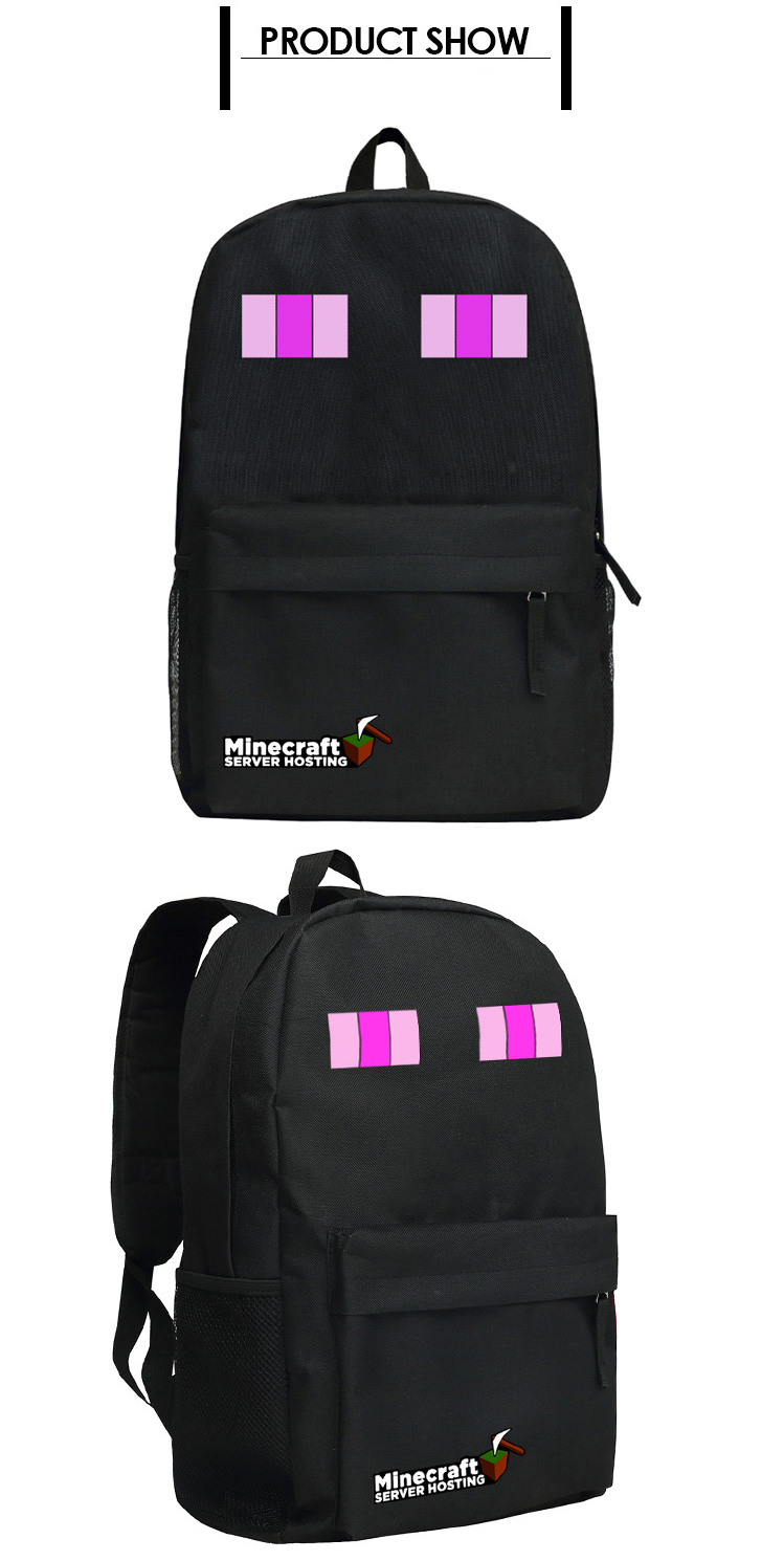 MineCraft Backpack D2