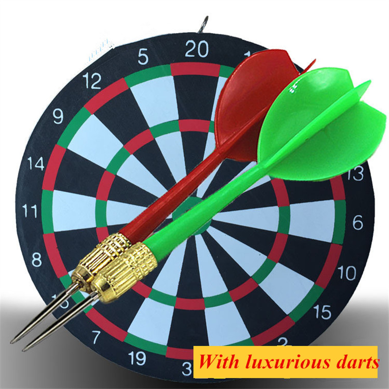 Direct no network Dart Set 11.5-inch Childrens toy competitionTarget Darts Plate Soft Dart Target Support Drop shipping