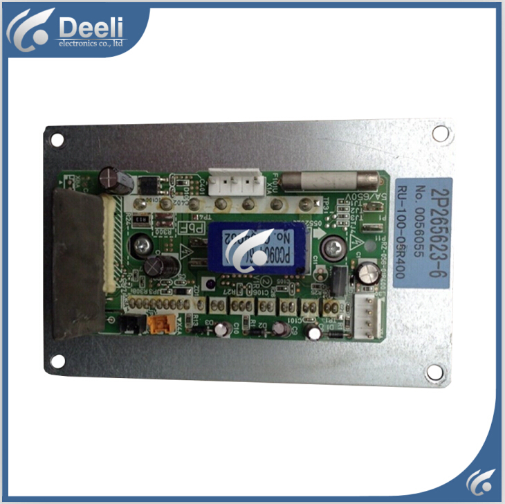 95% new Original for air conditioning computer board Frequency conversion module PC0904-3 2P265623-6 PC board original for tcl air conditioning computer board used board