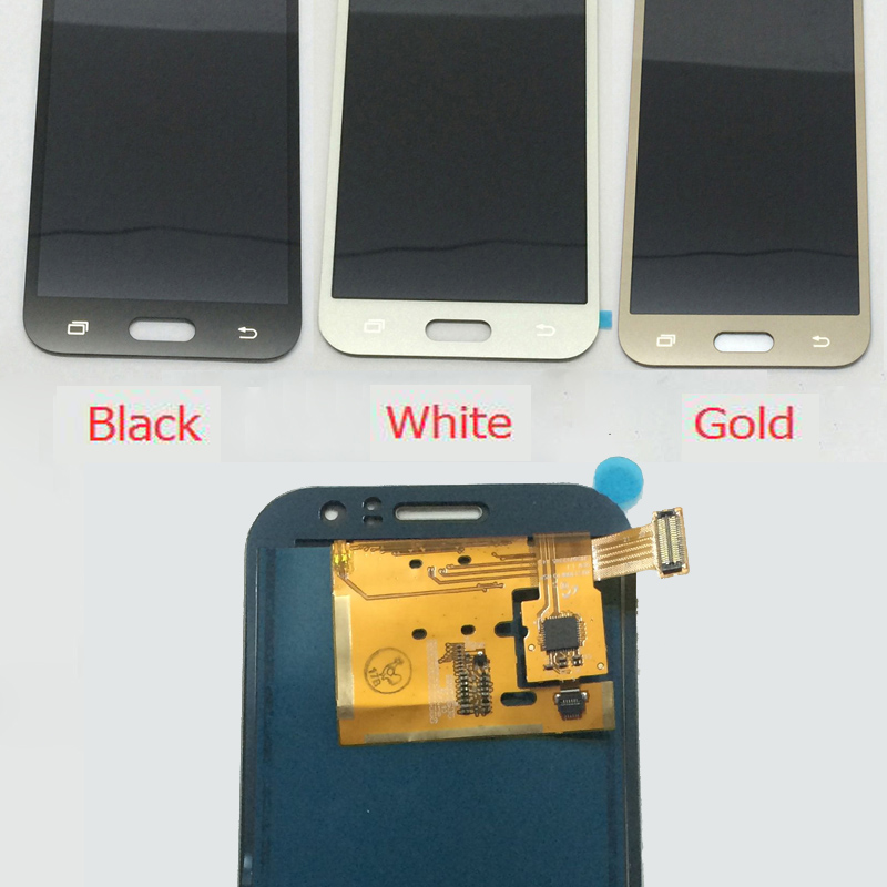 For Samsung Galaxy J1 Ace J110 J110F J110H J110M J110L J110FM Touch Screen Digitizer Sensor Glass + LCD Display Panel Assembly