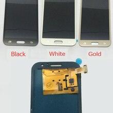 Купить онлайн Для Samsung Galaxy J1 Ace J110 j110f j110h j110m j110l j110fm Сенсорный экран планшета Сенсор Стекло + ЖК-дисплей Дисплей Панель сборки