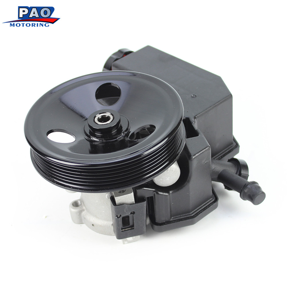 New Power Steering Pump Fit For JEEP GRAND CHEROKEE II (WJ,WG)2001 2002 2003 2004 4.7 V8 EVC OEM 52089300AB,86-00848 AN booster цена