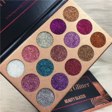 BEAUTY GLAZED Nude Shinning Eyeshadow Palette Makeup Powder Dropshipping Hot Selling Matte Glitter Palete