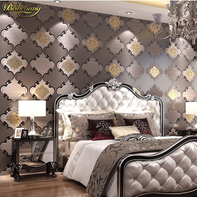 beibehang Suede fringe curve Modern Pattern Wallpaper papel de parede 3d Mural Wall Decals Non-woven Bedroom Sofa Wall Paper beibehang papel mural arrival romantic warm dandelion wedding decor 3d wallpaper non woven wallpapers mural floral wall pape
