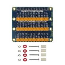 Für Raspberry Pi 3 GPIO Adapter 40 Pin 1 zu 3 GPIO Expansion Board für Raspberry Pi 3 Modell B 3B Plus 2B für Orange Pi PC