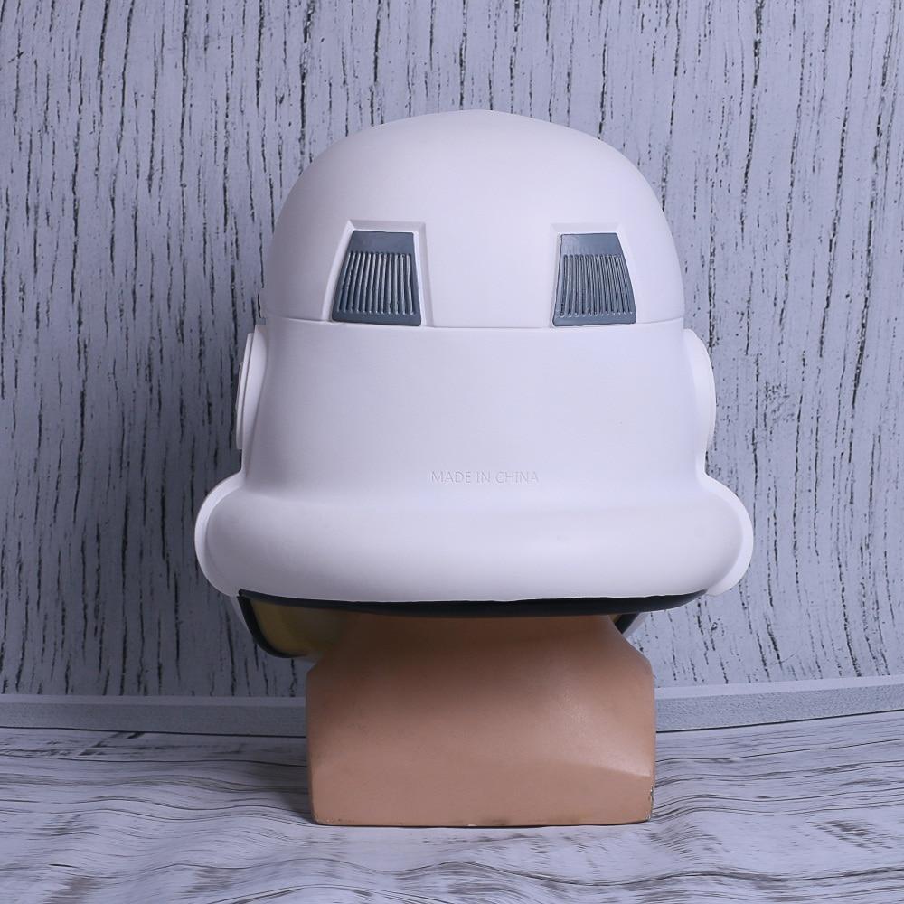 Star Wars Helmet Cosplay The Black Series Imperial Stormtrooper Helmet Halloween (6)
