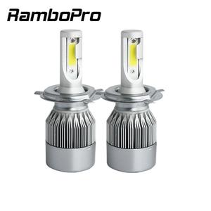 2 Pcs Car-styling Car H4 H7 LED Headlights Sourcing Bulb HB1 9004 HB3 9005 HB4 9006 H13 H27 880 H3 H8 H9 H11 H1 LED H7 H4