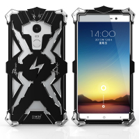 For XIAOMI REDMI NOTE 3 5 5 Case Zimon Real Original Design Armor Heavy Dust Metal