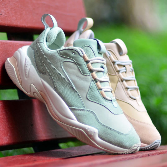 2019 New Arrival Original Puma Thunder Desert Wns Old Dad Shoes Running  Shoes 368024-01 02 Pro Sneakers 35.5-39 b4ee4f5ed
