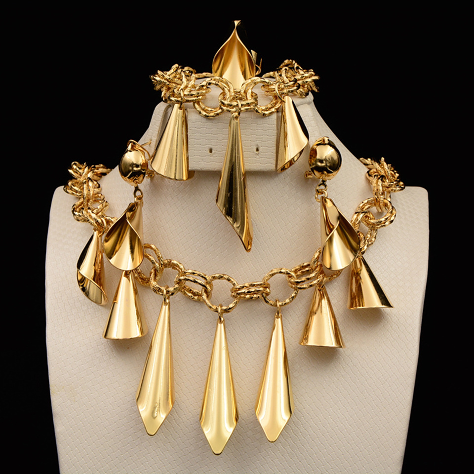 Nigerian Wedding Gifts: Aliexpress.com : Buy MUKUN Dubai Jewelry Sets Bridal Gift