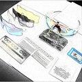 24 цвета 5 объектив велосипедные очки велосипед очки очки для aeon mtb дорожный велосипед ciclismo синтеза руди fox kask GENETYK D