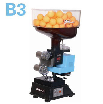 Y t b3 3 spins table tennis robot ping pong balls - Robot tennis de table occasion ...