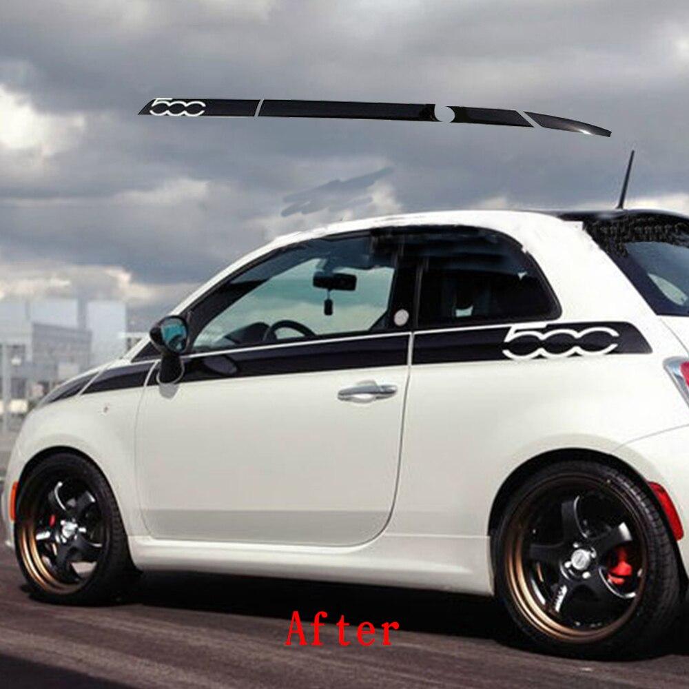 Fiat 500 կրեատիվ մեքենայի համար Ամբողջ - Ավտոմեքենայի արտաքին պարագաներ - Լուսանկար 3