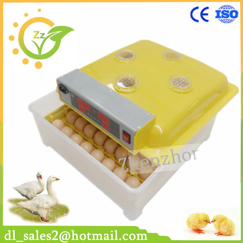 Full automatic egg turner high hatching rate best price family type mini incubator for 48 chicken eggs best price 5pin cable for outdoor printer