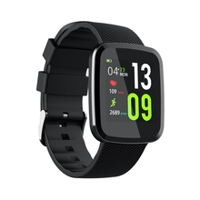 Z30 Смарт-часы 1,3 дюймов Цвет Экран сенсорное управление монитор сердечного ритма в режиме реального времени Водонепроницаемый спортивные умные часы для IOS Android