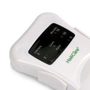 Image 3 - Rhinitis Allergie Reliever Lage Frequentie Puls Laser Allergische Rhinitis Sinusitis Relief Anti Snurken Neus Massager Therapie Apparaat