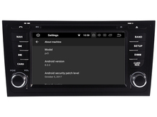 Android 7 1 2gb RAM car DVD player multimedia for AUDI A6 S6 RS6 1997 2004