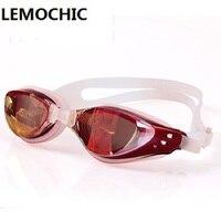 New unisex summer high quality Sportswear myopic lens anti fog Waterproof swimming goggles Swimming Glasses eyewear