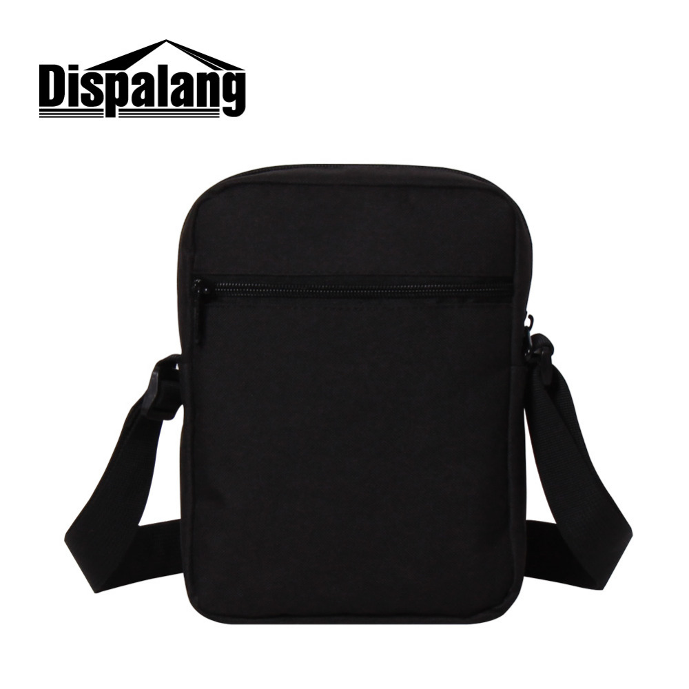 Fashion Cool Messenger Bags Bruce Lee Crossbody Bag For Girls Boys Small 3D  Kids School Bags Men s Travel Shoulder Bags-in School Bags from Luggage    Bags ... 293fcfa9cf409