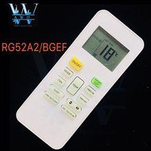 AWO 1 個新 RG52A2/BGEF 美的ユニバーサル ac リモートコントロール conditionerc エアコン