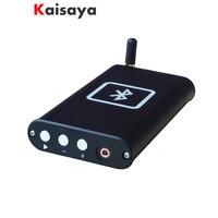 APTX HD CSR8675 Bluetooth 5.0 Audio Received Wireless PCM5102 DAC Decoder 24bit Adapter headphone amplifier with battery in case
