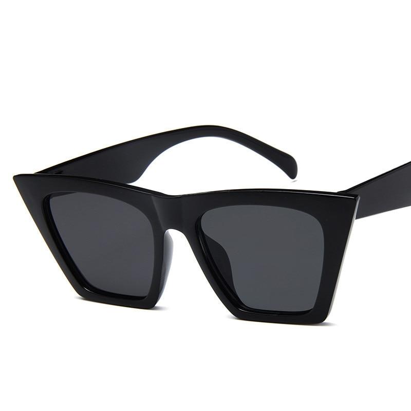 RBROVO 2020 Plastic Vintage Luxury Sunglasses Women Candy Color Lens Glasses Classic Retro Outdoor Travel Lentes De Sol Mujer 2
