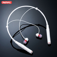 Remax S6 Bluetooth 4 1 Neckband Bluetooth Earphone With Mic Multi Headset Wireless Earphones For Iphone