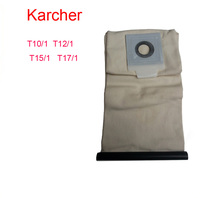 Karcher Vacuum Cleaner Bag Washable Cloth BagsT10 1 T12 1 T15 1 T17 1 Reuse Pattern