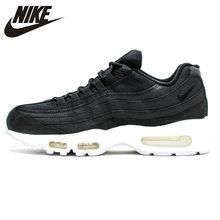 promo code 5c68e 3ff10 Nike Air Max 95 Stussy Hommes de chaussures de course, Noir, amortissement  Anti-