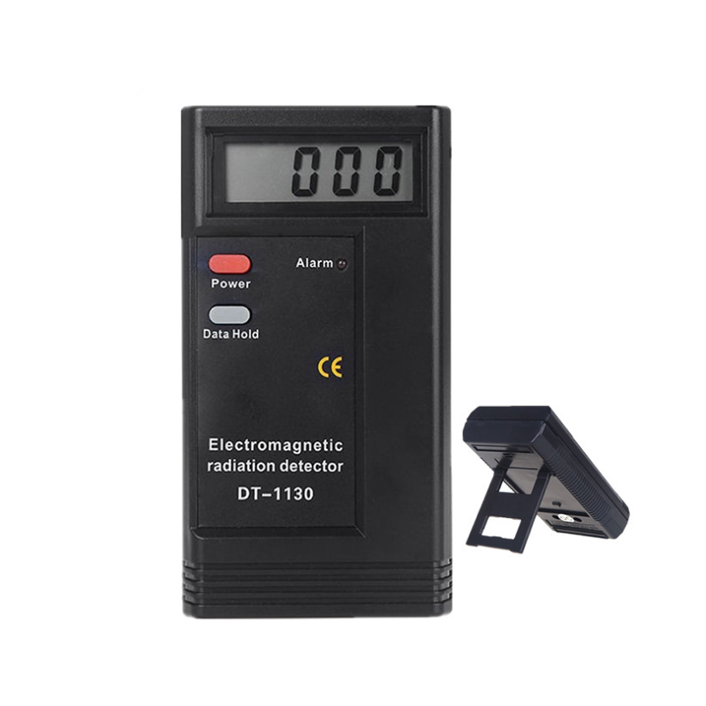 Digital Electromagnetic Radiation Detector EMF Meter Dosimeter font b Geiger b font LCD Tester SDF SHIP