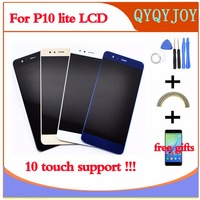 QYQYJOY LCD For Huawei P10 Lite P10Lite WAS LX2J WAS LX2 WAS LX1A WAS L03T WAS