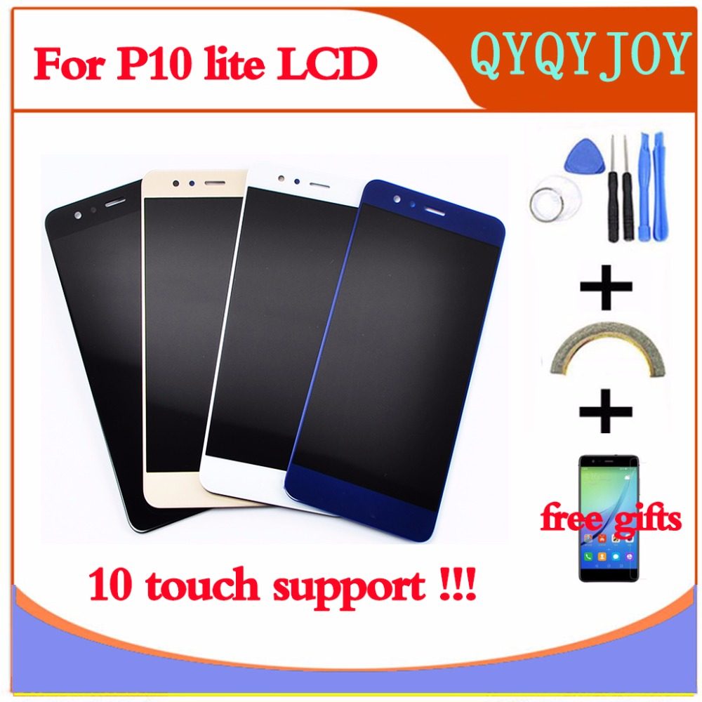 Originale LCD + frame Per Huawei P10 Lite P10Lite WAS-LX2J WAS-LX2 WAS-L03T WAS-LX3 Display LCD Touch Screen Digitizer AssemblyOriginale LCD + frame Per Huawei P10 Lite P10Lite WAS-LX2J WAS-LX2 WAS-L03T WAS-LX3 Display LCD Touch Screen Digitizer Assembly