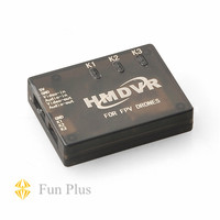 Mini DVR Recorder HMDVR for FPV Drones Video Audio Recorder