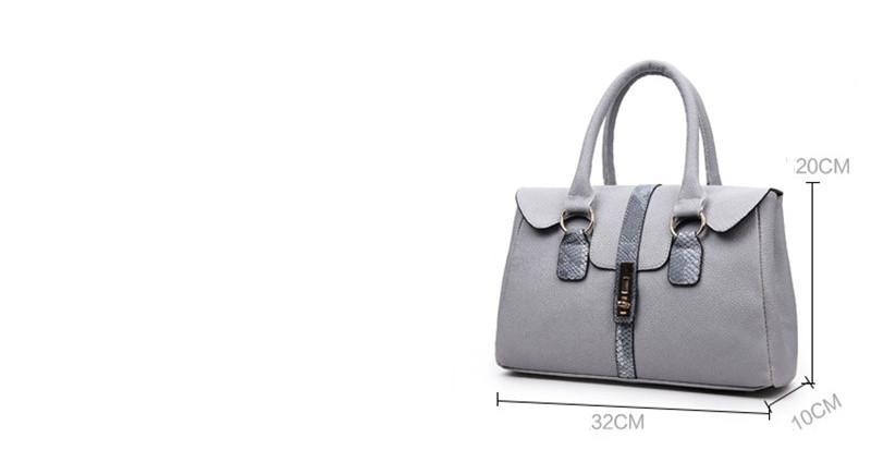 size 1 women bag
