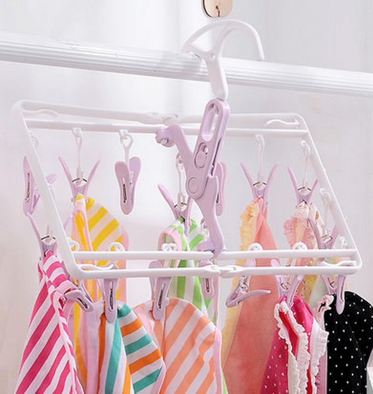rrobat e palosshme plastike të palosshme shufra kapëse kornizë të - Magazinimi dhe organizimi në shtëpi - Foto 4