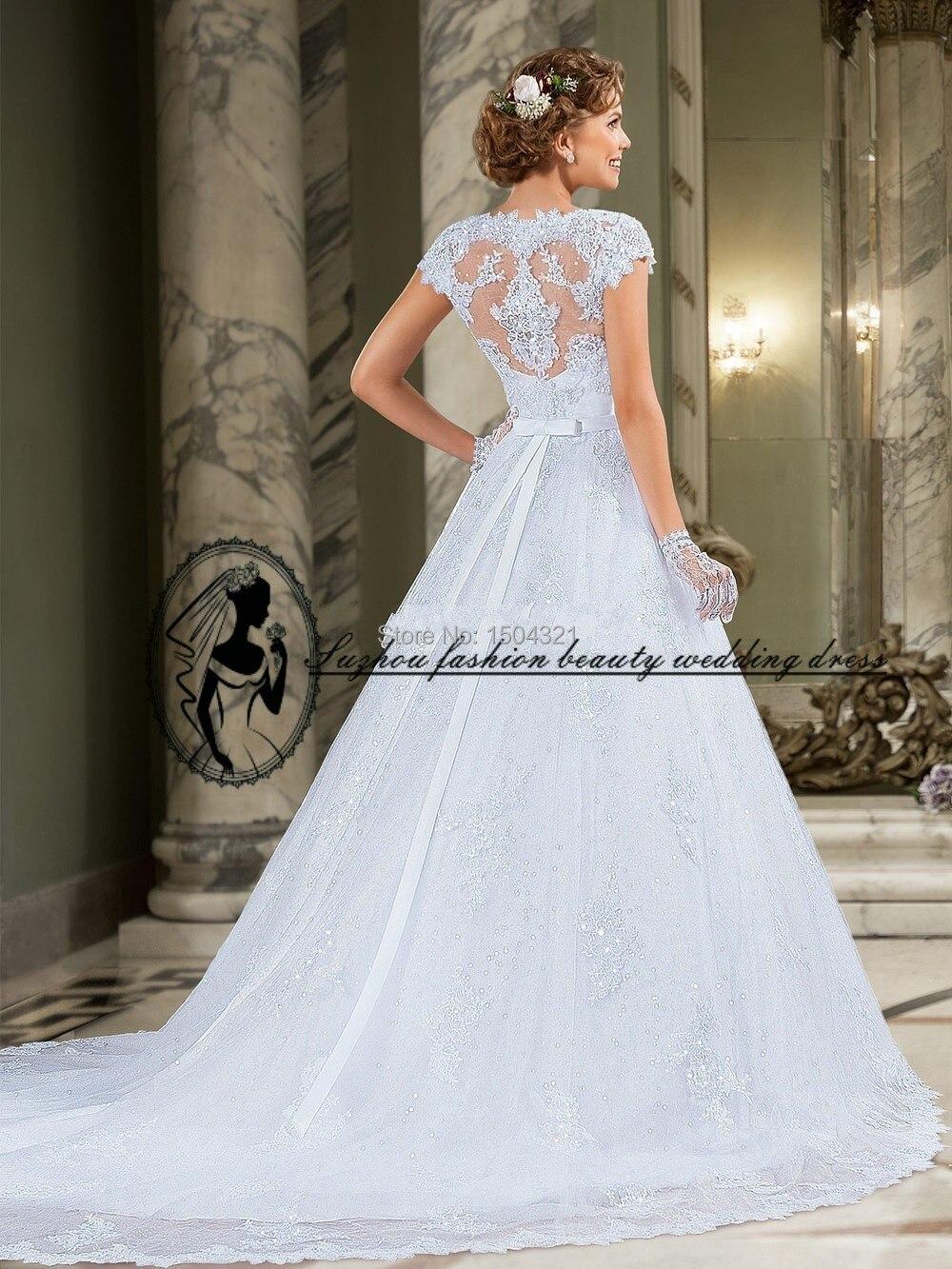 Moda de vestidos de novia 2015