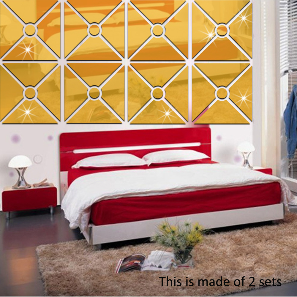 Pitture e trattamenti per pareti WEII Creativo 3D Geometrico ...