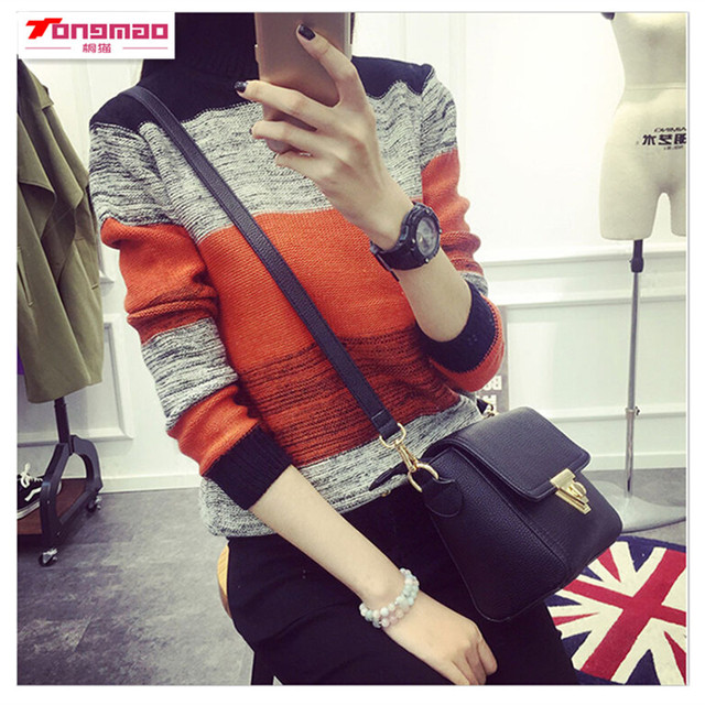 TONGMAO Autumn WinterWomen Sexy Pullover Sweater Pull Femme Long Sweter Mujer Vintage Fashion Slim Feminino Casual Woman Clothes