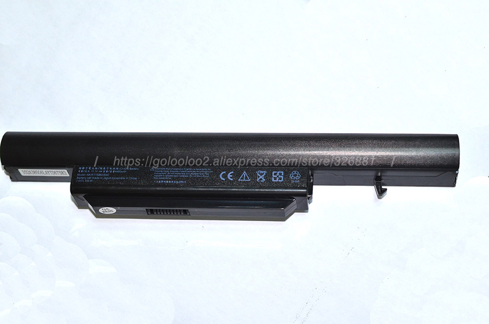 Baterias de Laptop squ-1002 golooloo pa560p k580 k580s Tipo : Li-ion