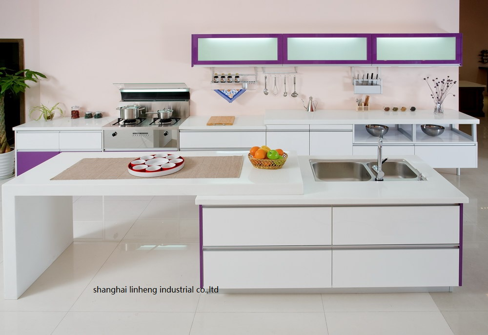 High gloss/lacquer kitchen cabinet mordern(LH-LA082) high gloss lacquer kitchen cabinet mordern lh la095