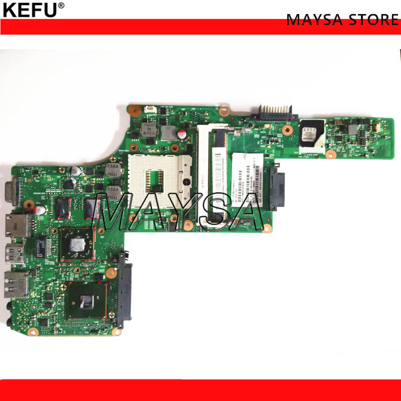 цена V000245030 6050A2338501 for toshiba satellite L630 L635 laptop mainboard motherboard HM55 DDR3